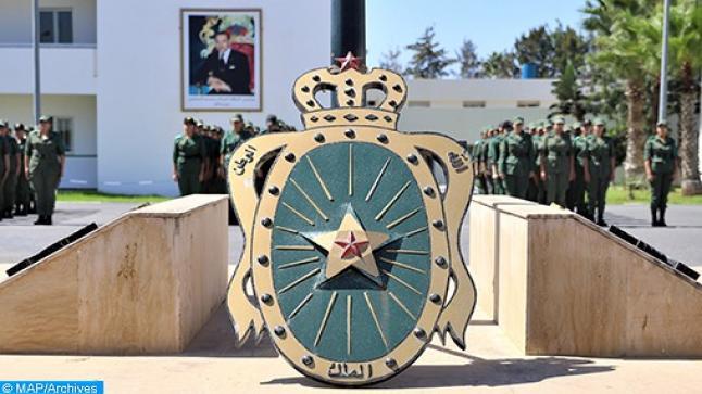 كونكور العسكر 2021 مباراة لتوظيف جنود من الدرجة الثانية بالقوات المسلحة الملكية