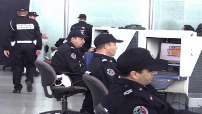 ولوج تخصص الشرطة الإدارية (مصلحة البطائق الوطنية – العمل بولاية الامن …الخ) ابتداء من البكالوريا