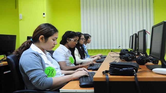 حملة توظيف حوالي 2500 موظفي وموظفات ادخال البيانات في الحاسوب بمختلف مدن وأقاليم المملكة