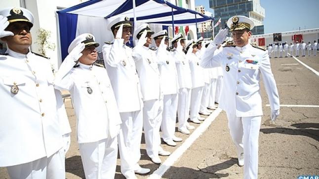 مباراة ضباط الصف البحرية الملكية لخريجي المعاهد العليا للتكنولوجيا التطبيقية 2021