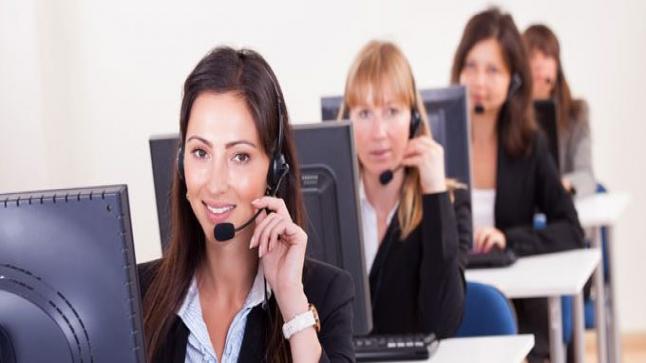 توظيف مستشاري الهاتف ناطقين بالعربية