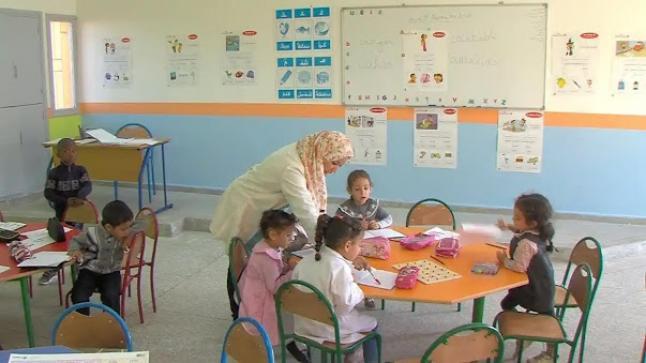 ابتداء من شهادة البكالوريا المؤسسة المغربية للنهوض بالتعليم الأولي توظيف 1000 منصب