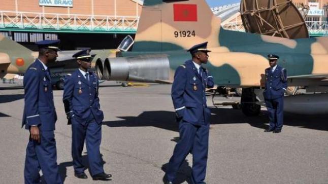 مباراة ولوج سلك تلاميذ ضباط صف القوات الملكية الجوية لسنة 2021- ذكورا وإناثا