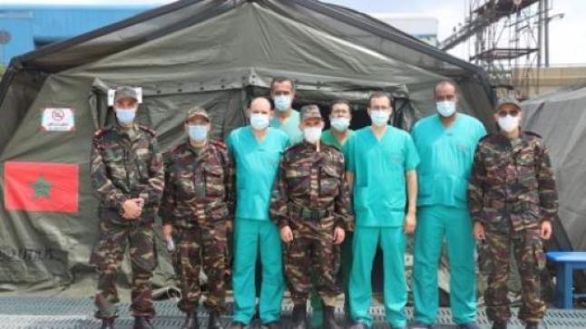 بقامة 1.65 متر للذكور و1.60 متر للإناث التسجيل في ضباط الصف – Sous Officiers FAR الممرضين وتقنيي الصحة في مختلف التخصصات