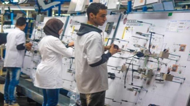 شركة Yazaki توظيف 100 عامل وعاملة كابلاج ومراقبة الجودة